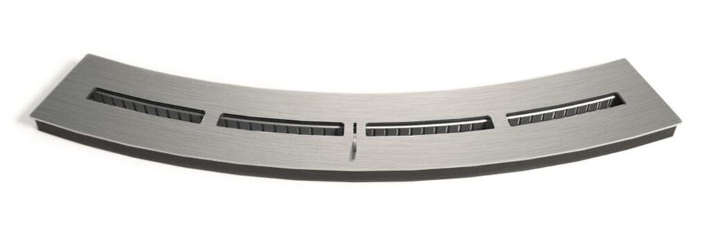 LongFire 1000 curve - изогнутая на 45° версия высококачественной механической горелки LongFire 1000.