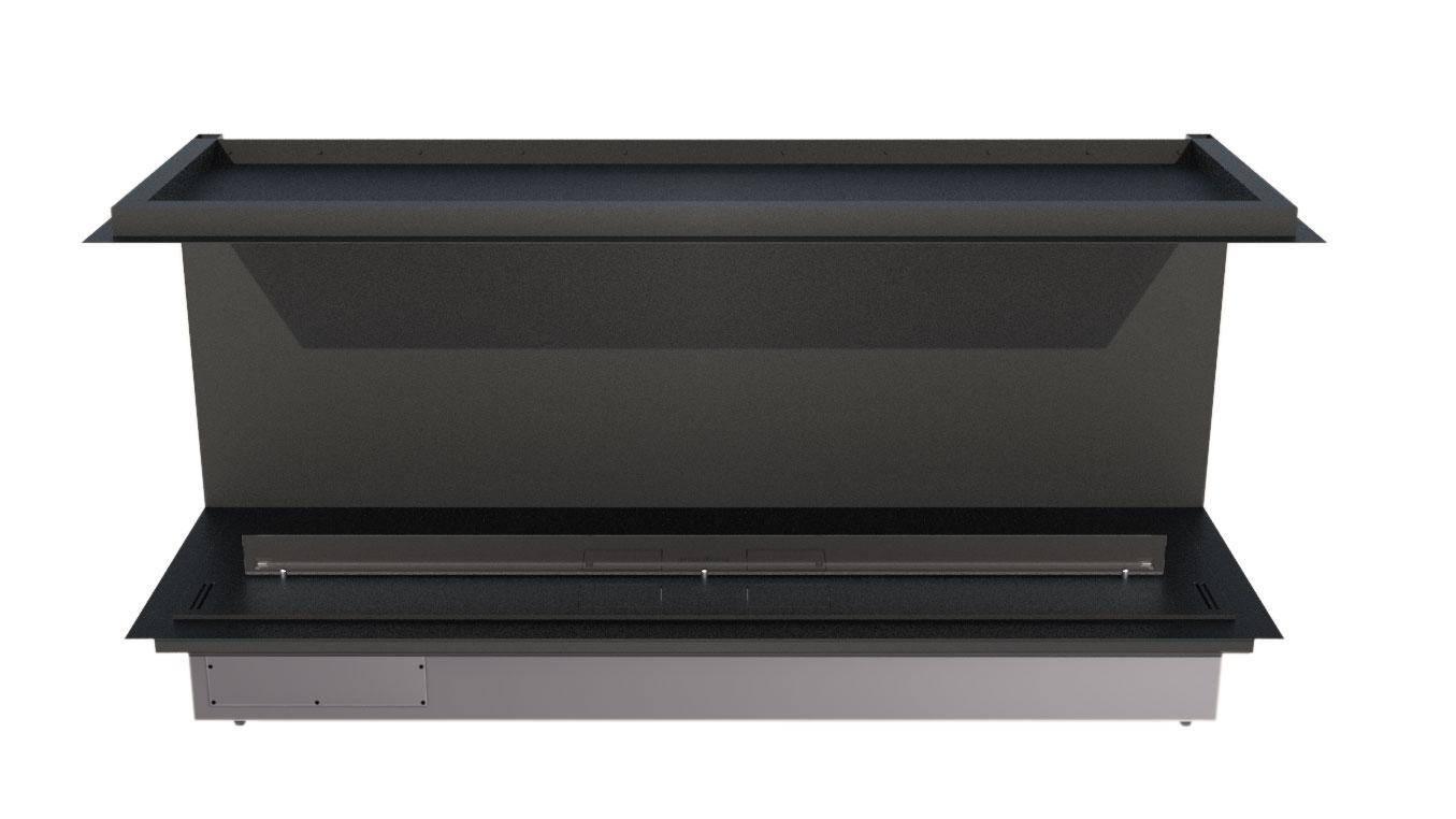 Торцевой корпус для биокамина SmartFire L 1200