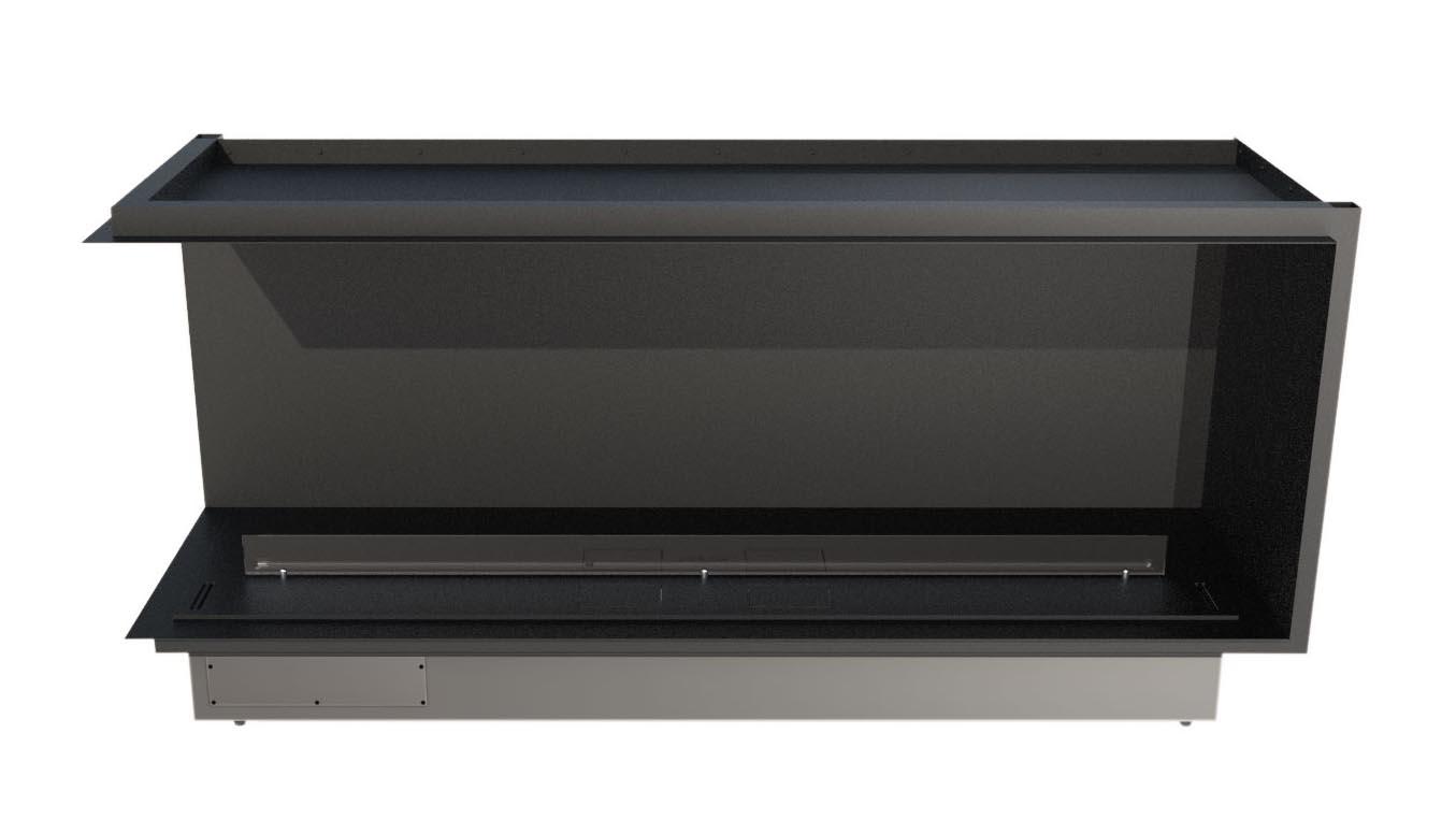 Угловой корпус для биокамина SmartFire L 1200